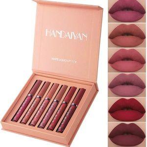 Handaiyan - Matte Liquid Lipstick Set